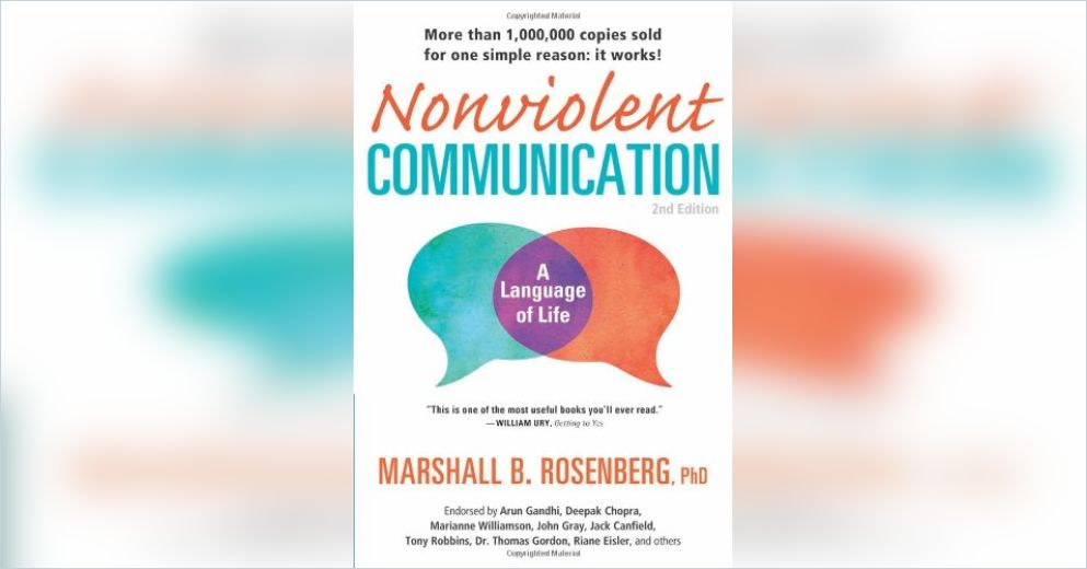 non violent communication On april 12, 2010, posted by deborah, in communication, by making requests,nonviolent communication,nvc,requests instead of demands, with comments off on tip #318: nonviolent communication #9: making requests rather than demands.