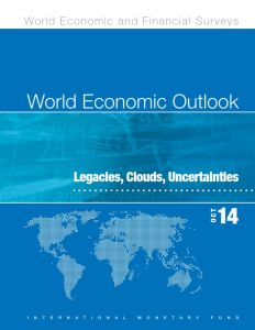 World Economic Outlook October 2014 summary
