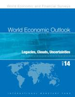 World Economic Outlook October 2014