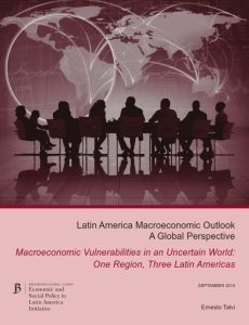 Latin America Macroeconomic Outlook: A Global Perspective summary