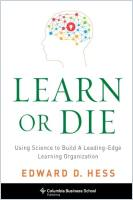 Learn or Die book summary