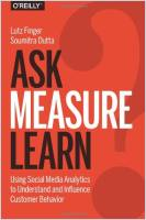 Ask, Measure, Learn book summary