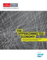 The Hyperconnected Economy summary