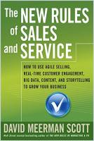 The New Rules of Sales and Service book summary