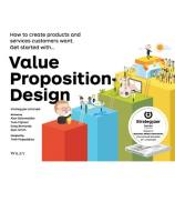 Value Proposition Design book summary