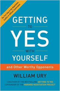 Getting to Yes with Yourself book summary