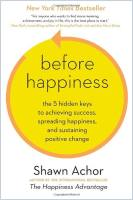 Before Happiness book summary