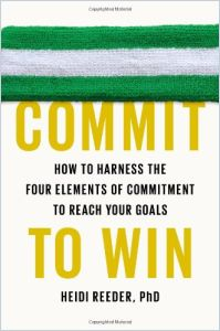 Commit to Win book summary