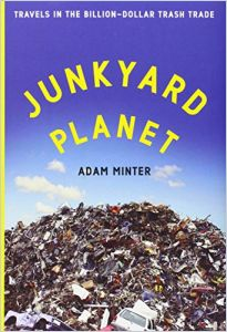 Junkyard Planet book summary