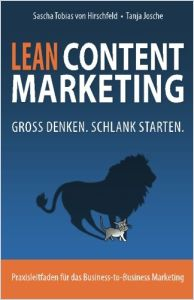 Lean Content Marketing Buchzusammenfassung