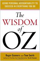 The Wisdom of Oz book summary