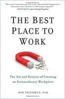 The Best Place to Work book summary