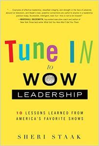 Tune In to Wow Leadership book summary
