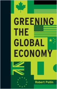 Greening the Global Economy book summary