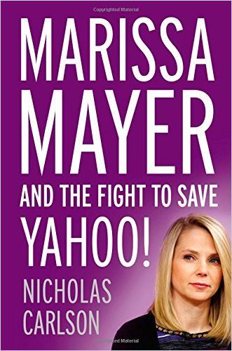 Image of: Marissa Mayer and the Fight to Save Yahoo!
