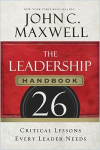 The Leadership Handbook book summary