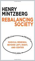Rebalancing Society book summary
