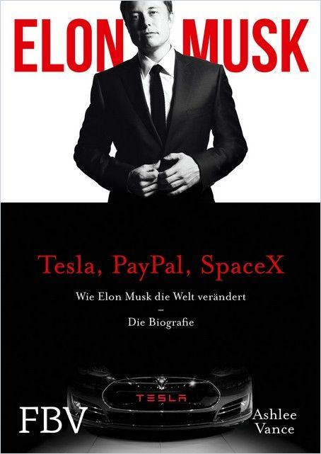 Image of: Elon Musk: Tesla, PayPal, SpaceX