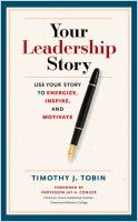 Your Leadership Story book summary