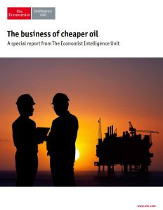The Business of Cheaper Oil  summary