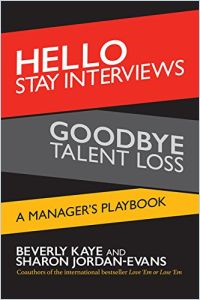 Hello Stay Interviews, Goodbye Talent Loss book summary