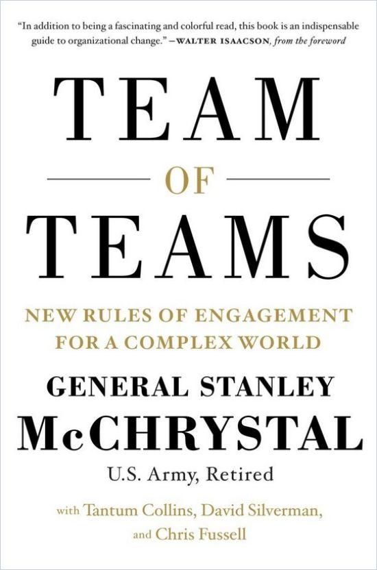 Image of: Team of Teams