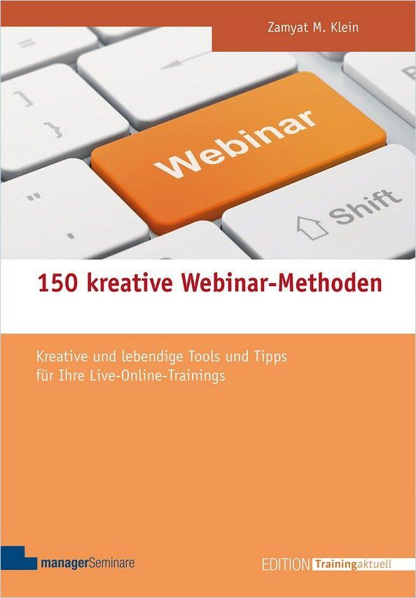 Image of: 150 kreative Webinar-Methoden