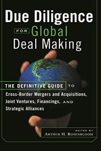 Due Diligence for Global Deal Making book summary
