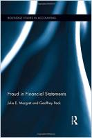 Fraud in Financial Statements book summary