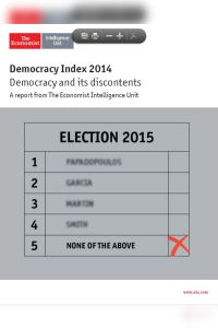 Democracy Index 2014 summary