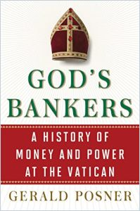 God's Bankers book summary