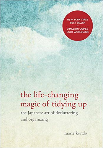 Image of: The Life-Changing Magic of Tidying Up