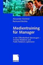 Medientraining für Manager