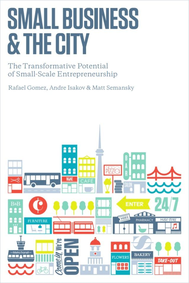 Image of: Small Business and the City