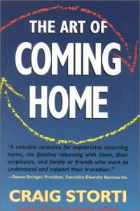 The Art of Coming Home book summary