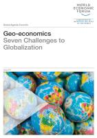 Geo-Economics summary
