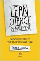 Lean Change Management book summary