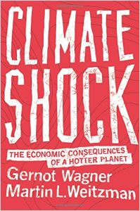 Climate Shock book summary