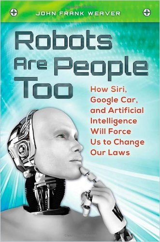 Image of: Robots Are People Too