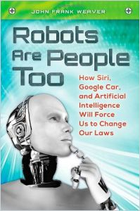 Robots Are People Too book summary
