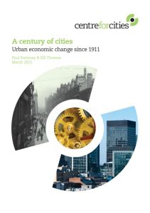 A Century of Cities summary