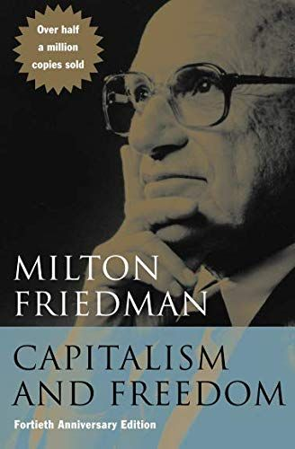 Image of: Capitalism and Freedom