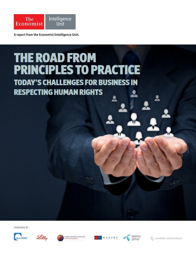 Image of: The Road from Principles to Practice