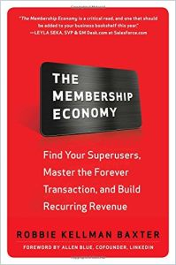 The Membership Economy book summary