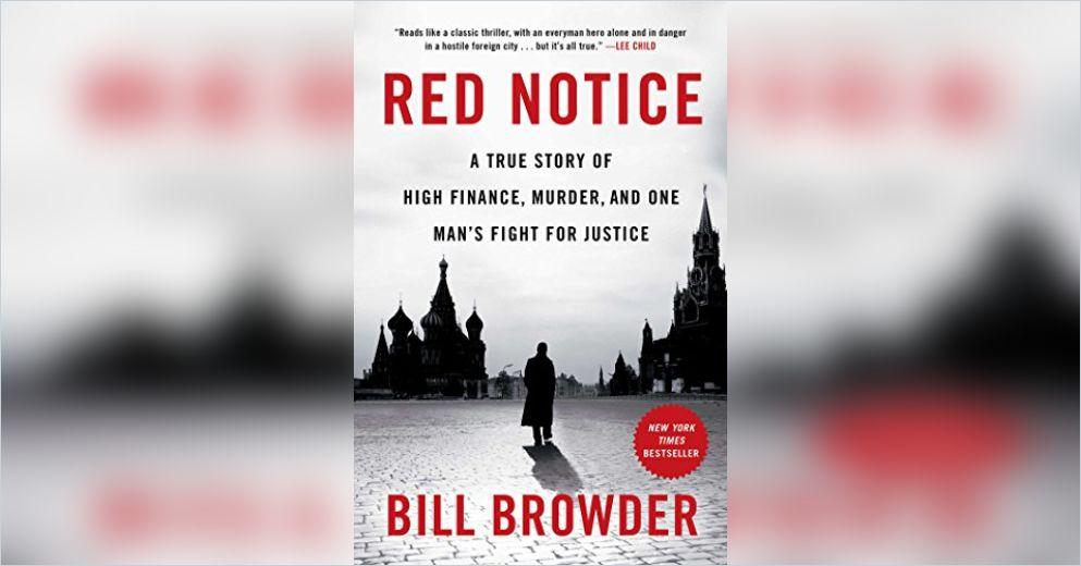Red Notice Summary Bill Browder Pdf Download