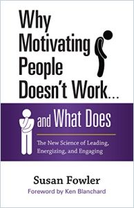 Why Motivating People Doesn't Work . . . and What Does book summary