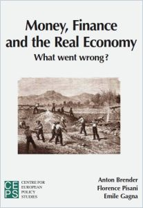 Money, Finance and the Real Economy book summary