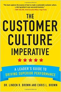The Customer Culture Imperative book summary