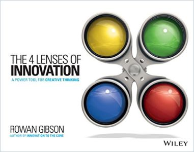 The 4 Lenses of Innovation book summary
