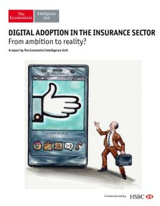 Digital Adoption in the Insurance Sector summary